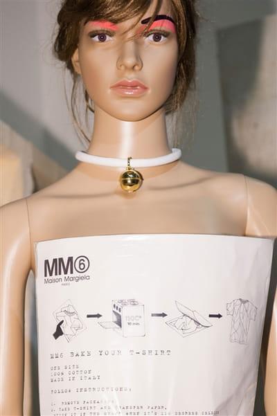 Mm6Maison Margiela (Close Up) - Printemps-été 2017