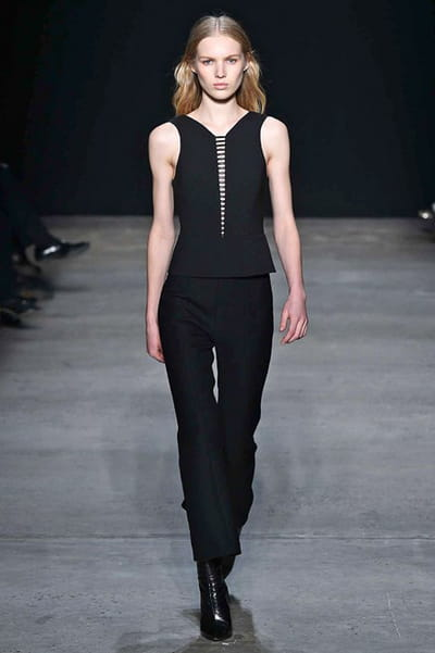 Narciso Rodriguez - Automne-Hiver 17-18
