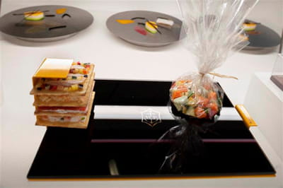 food design - germain bourre - millefeuille aérien