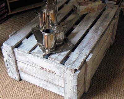 Rangement et table basse la fois astuces r cup 39 pour for Table basse et haute a la fois