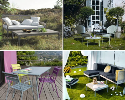 mobilier de jardin maisons du monde, fermob, ikea 
