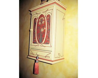 une armoire pharmacie l gante des meubles vintage relook s avec brio journal des femmes. Black Bedroom Furniture Sets. Home Design Ideas