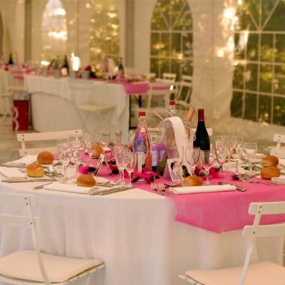 Vos plus belles décorations de mariage Déco de mariage féérique ...