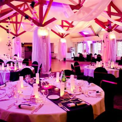 D co de mariage paradis pour sabrina et osman vos plus - Les plus belles decorations de mariage ...