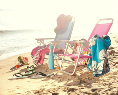 Chaises de plage sommarvind d 39 ikea cet t c 39 est relax for Chaise de plage ikea