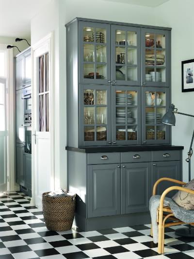 Ikea nouveautés : collection Ryssby, tabouret, étagère, vaisselle,