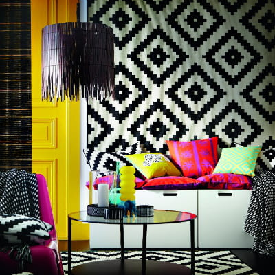 ethnique chic avant premi re les nouveaut s du catalogue ikea 2013 journal des femmes. Black Bedroom Furniture Sets. Home Design Ideas
