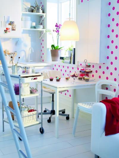Sp cial petit espace cuisine ikea des ambiances for Toute petite cuisine 2m2
