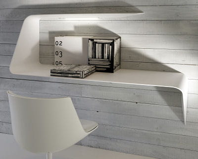 etag re suspendue mamba de mdf italia d co bureau les nouveaut s pour la rentr e 2012. Black Bedroom Furniture Sets. Home Design Ideas