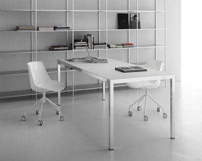 bureau desk de mdf italia 