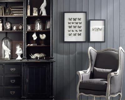 cabinet de curiosit d co salon quoi de neuf journal des femmes. Black Bedroom Furniture Sets. Home Design Ideas