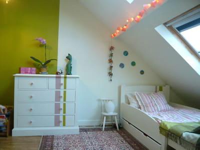 chambre de fille comment bien la d corer journal des femmes. Black Bedroom Furniture Sets. Home Design Ideas
