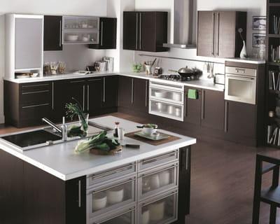 lot de cuisine soa weng d 39 hygena l 39 lot trouve sa place dans la cuisine journal des femmes. Black Bedroom Furniture Sets. Home Design Ideas