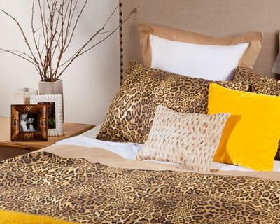 Linge de lit congo de zara hom des draps et parures pour un lit d co jour - Parure de lit zara home ...