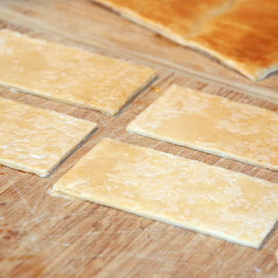 cuisson pâte feuilletée