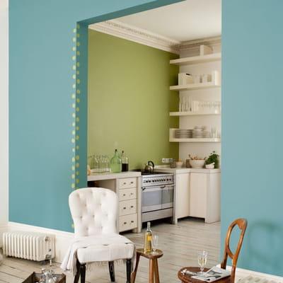 couleur de peinture les nouveaut s pour habiller ses murs. Black Bedroom Furniture Sets. Home Design Ideas