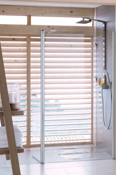 Paroi de douche oze de perene 15 innovations pour la douche journal des femmes - Atea rothalux ...