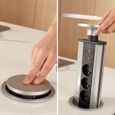 bloc de prises encastrable otio de castorama cuisine castorama des astuces pour une pi ce. Black Bedroom Furniture Sets. Home Design Ideas