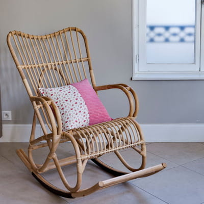 fauteuil rocking marlène de kok