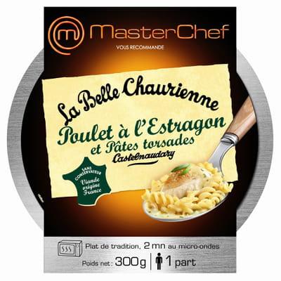 plats micro-ondables masterchef de la belle chaurienne