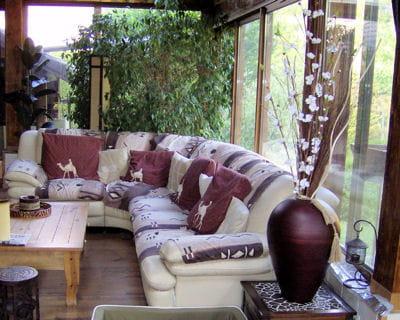 Une v randa salon 10 v randas de lectrices journal des femmes - Salon de veranda ...