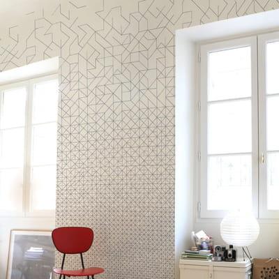 Papier peint modular de minakani lab 12 papiers peints motifs tendance - Papier peint motif journal ...