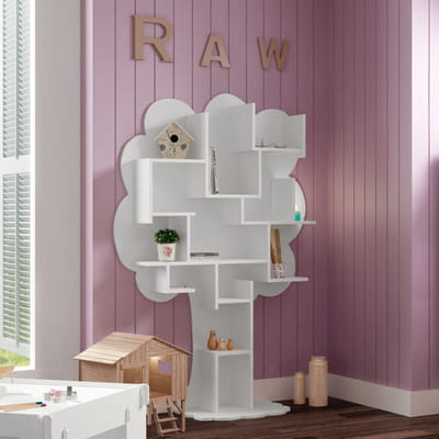 rangement malin id es d co pour chambre de b b styl e journal des femmes. Black Bedroom Furniture Sets. Home Design Ideas
