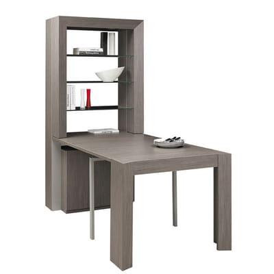 biblioth que transformable petit espace y 39 a de l 39 astuce dans ces meubles journal des femmes. Black Bedroom Furniture Sets. Home Design Ideas