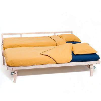 el gant lit gigogne des lits ing nieux pour gagner de la place journal des femmes. Black Bedroom Furniture Sets. Home Design Ideas