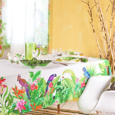 Nappe Imprim E Jungle Zara Home