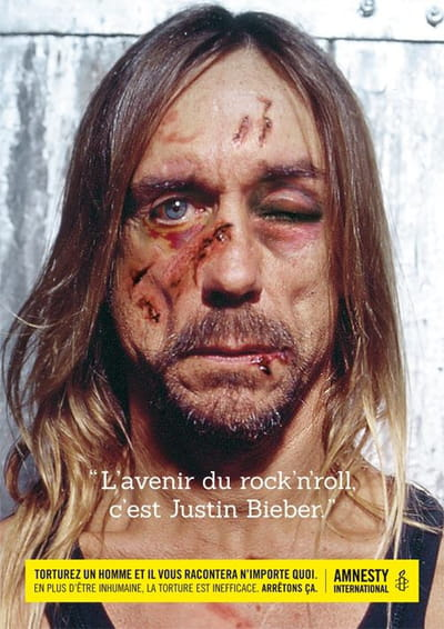 amnesty international iggy pop