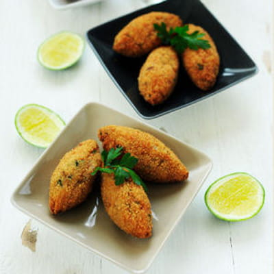 Croquettes croustillantes au thon 35 recettes pour - Cuisiner du thon en boite ...