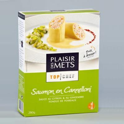 plats cuisinés plaisir des mets / top chef