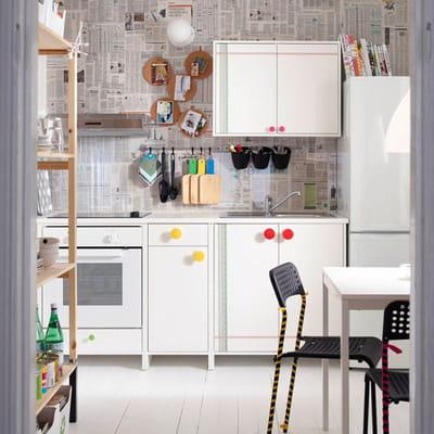 Relooker Le Mobilier De Sa Cuisine Sans Se Ruiner 20 Astuces D Co Piqu Es Ikea Journal Des