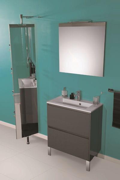 miroir relets nabis brossette le bon mobilier pour une petite salle de bains journal des femmes. Black Bedroom Furniture Sets. Home Design Ideas