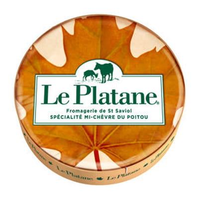 fromage le platane de la fromagerie de st saviol