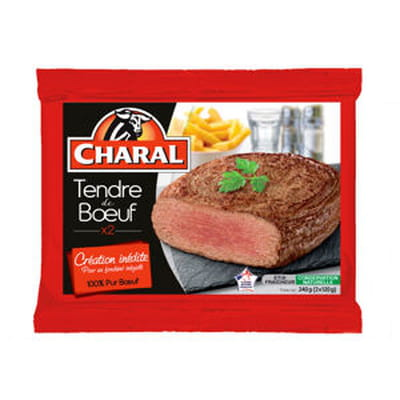 le tendre de bœuf de charal