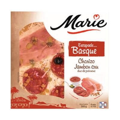 pizza à la française de marie