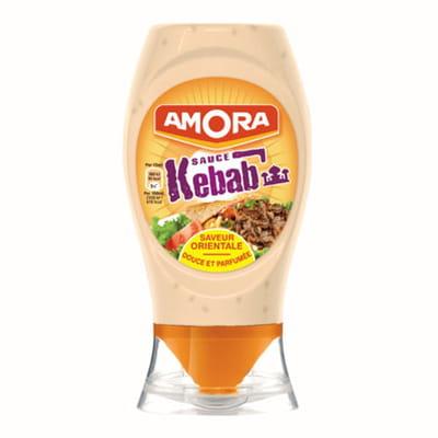 sauce kebab d'amora