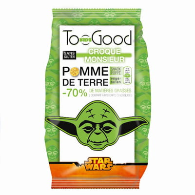 snacks too good kids star wars