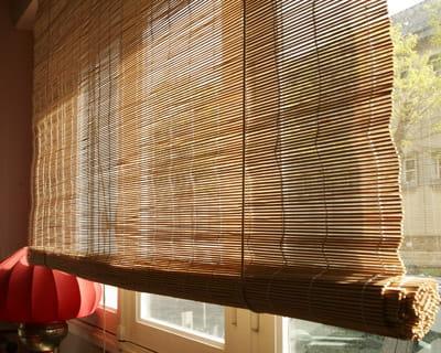 Relooker un store en bambou relooker un store en bambou for Store bambou exterieur ikea