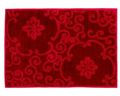des lignes f minines la d co vire au rouge journal des femmes. Black Bedroom Furniture Sets. Home Design Ideas