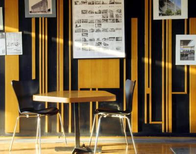 le ventre de l 39 architecte savourer la cit radieuse. Black Bedroom Furniture Sets. Home Design Ideas