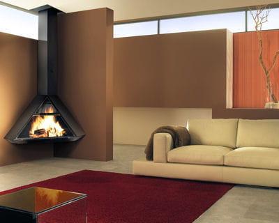 cheminee suspendue moderne cheminee suspendu moderne sur enperdresonlapin. Black Bedroom Furniture Sets. Home Design Ideas