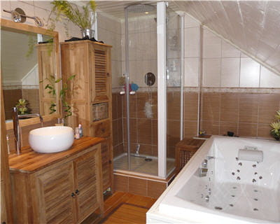 Best Idee Deco Salle De Bain Bambou Pictures - Matkin.info ...