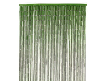 un rideau en bambou tendance nature journal des femmes. Black Bedroom Furniture Sets. Home Design Ideas