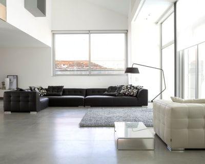 esprit loft black white 4 styles de s jours journal des femmes. Black Bedroom Furniture Sets. Home Design Ideas