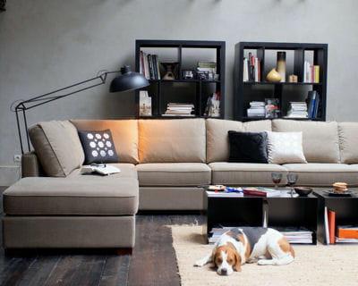 esprit loft cosy. Black Bedroom Furniture Sets. Home Design Ideas