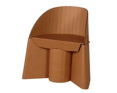 A monter soi m me 5 produits pour cr er des meubles en carton journal des - Orika mobilier carton ...