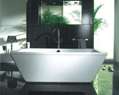 au c ur de la pi ce 5 baignoires pour un moment de d tente journal des femmes. Black Bedroom Furniture Sets. Home Design Ideas